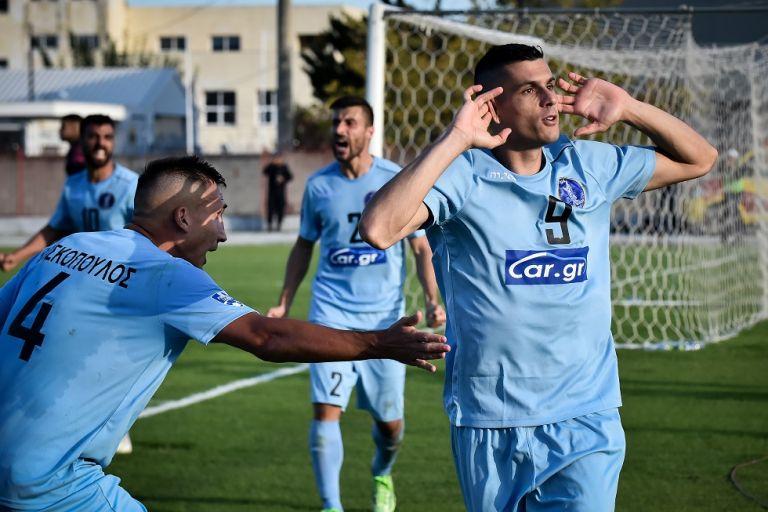 Νίκη Βόλου- Ολυμπιακός Βόλου 2-0   to10.gr