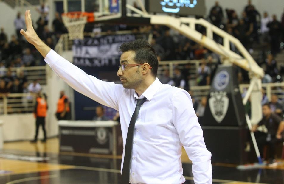 Χαραλαμπίδης: «Να είμαστε ανταγωνιστικοί απέναντι στην Μπρίντιζι» | to10.gr
