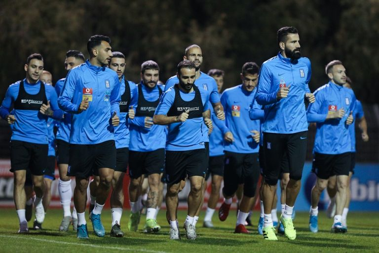Εθνική: Εκτός αποστολής ο Ζέκα για τα ματς με Αρμενία και Φινλανδία (pics) | to10.gr