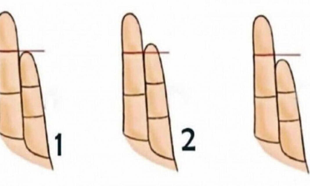 Το μικρό σου δάχτυλο «αποκαλύπτει» τον χαρακτήρα σου   to10.gr
