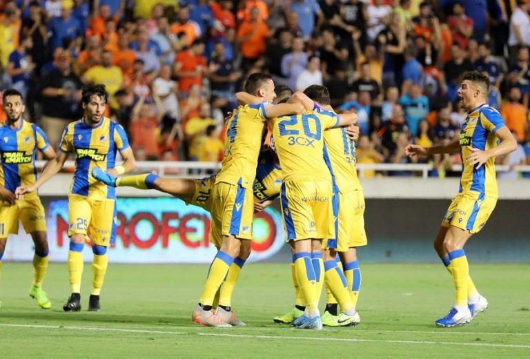 Το… φάουλ της UEFA, οι αντιδράσεις και το «ευχαριστώ» του ΑΠΟΕΛ | to10.gr