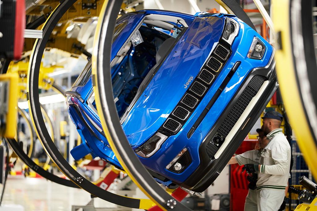 Ξεκινά η κατασκευή της γραμμής παραγωγής των Compass και Compass PHEV στο Μέλφι | to10.gr