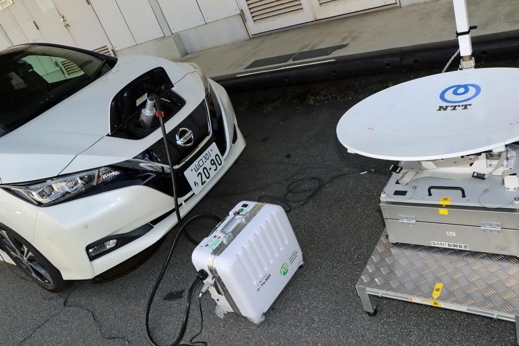 Τα EV της Nissan συμβάλλουν στην εξοικονόμηση ενέργειας | to10.gr