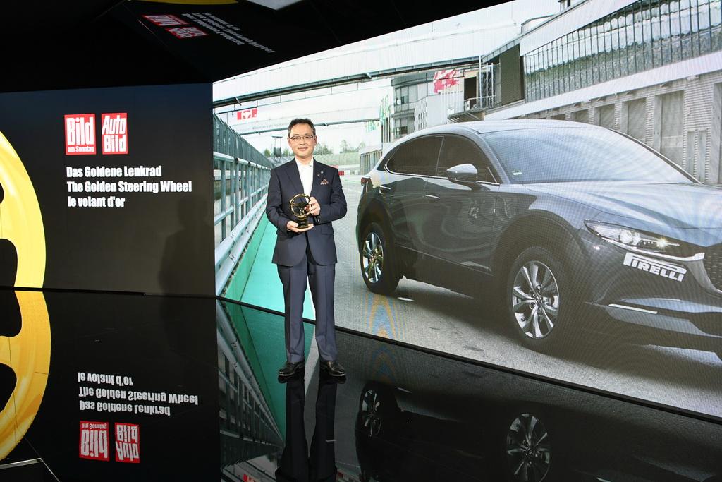 Το Mazda CX-30 κέρδισε το βραβείο Golden Steering Wheel | to10.gr