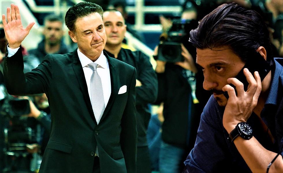 Γιαννακόπουλος: «Συγχαρητήρια στην ΕΟΚ για τη συμφωνία της με τον Θρύλο του μπάσκετ, Ρικ Πιτίνο» | to10.gr