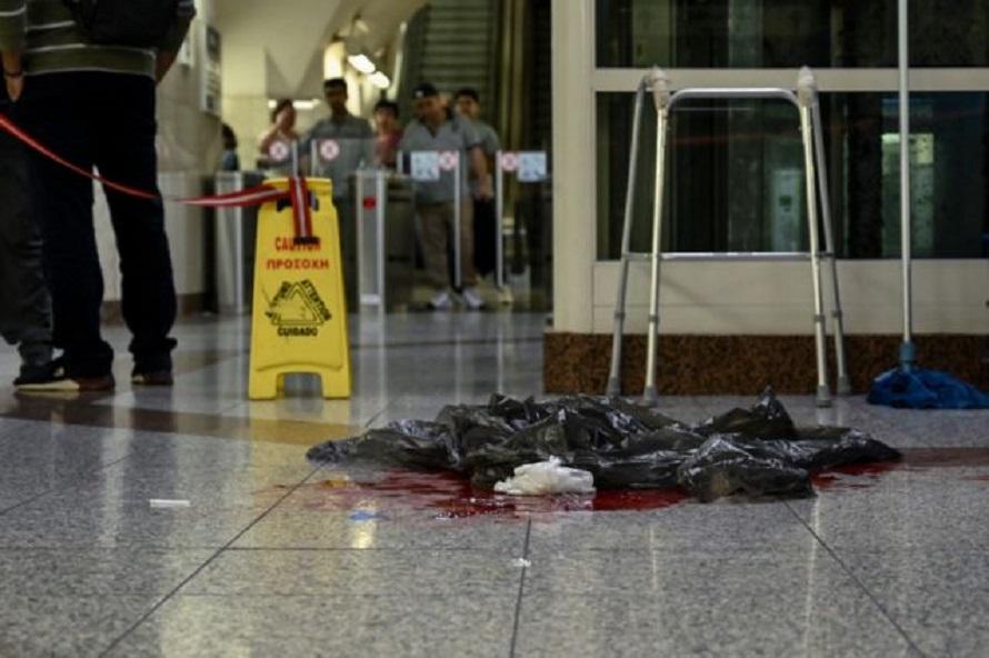 Θρίλερ στο Μοναστηράκι: Δεν ήταν μαχαιρωμένος ο άνδρας που βρέθηκε αιμόφυρτος | to10.gr