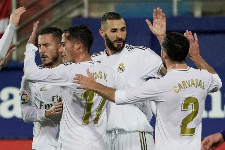Έιμπαρ – Ρεάλ Μαδρίτης 0-4 | to10.gr