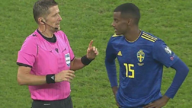 Άισακ για ρατσισμό: «Είπα στον διαιτητή ότι δεν ήταν ανάγκη να διακόψει το ματς» (vid) | to10.gr