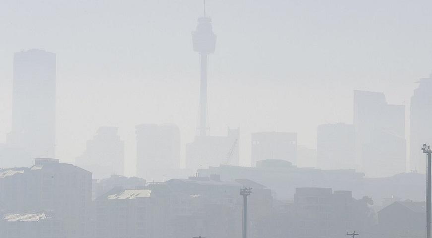 Αυστραλία: Η τεράστια πυρκαγιά προκαλεί ατμοσφαιρική στο Σίδνεϊ   to10.gr
