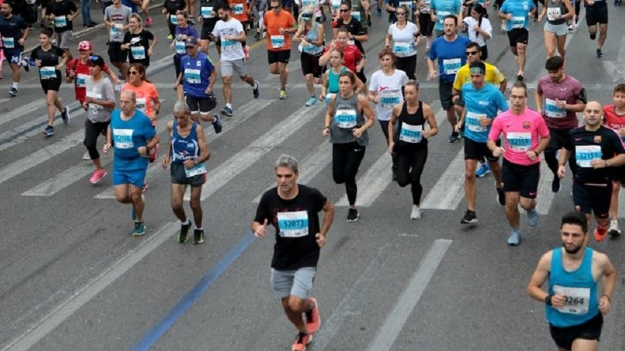 Μαραθώνιος Αθήνας: Αναγνώστου και Μαρινάκου πρώτευσαν στα 5 χλμ | to10.gr
