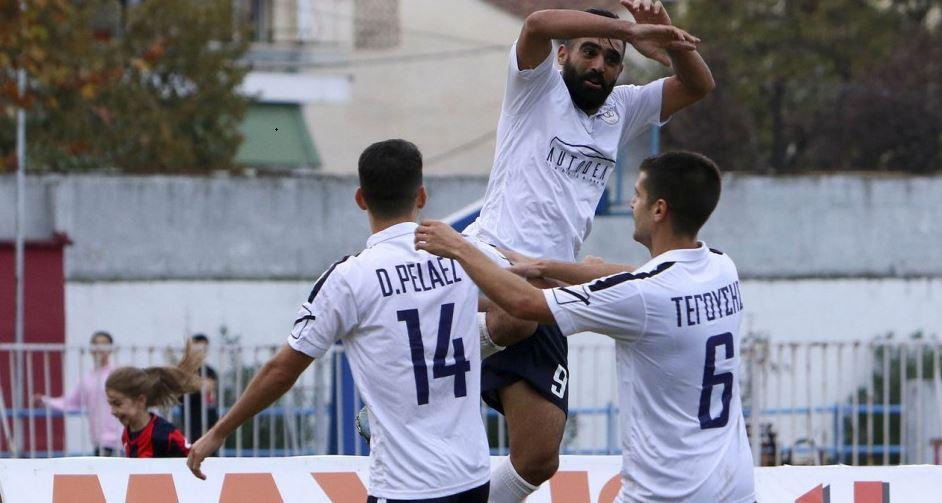 Καλαμάτα- Τρίκαλα 0-1 | to10.gr