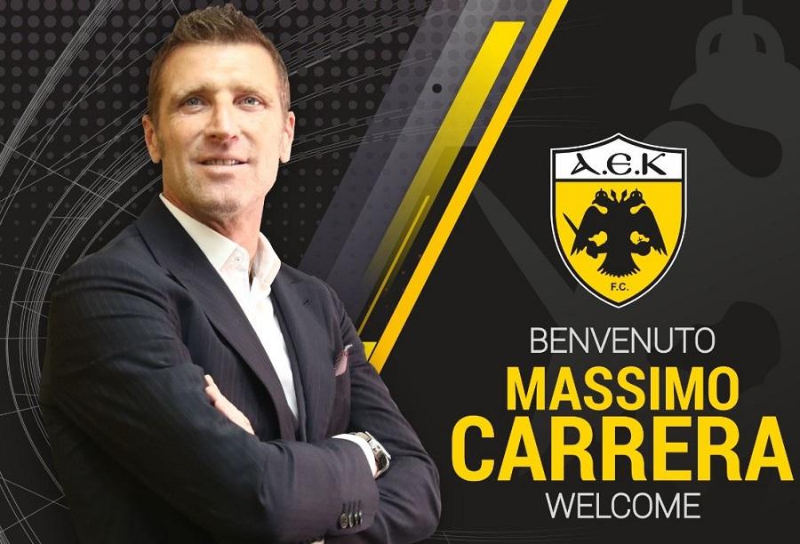 Επίσημο: Προπονητής της ΑΕΚ ο Καρέρα (pics)   to10.gr
