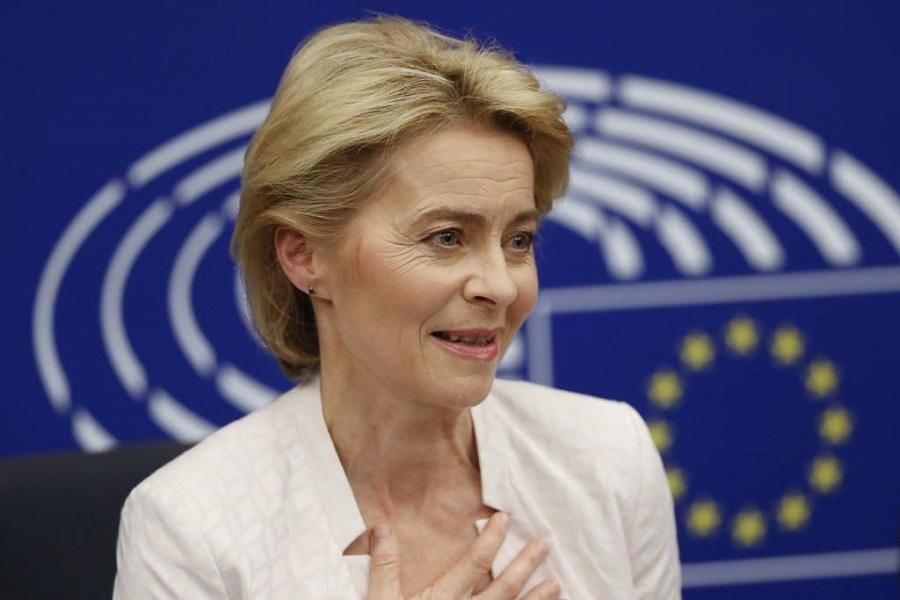 Ανησυχία φον ντερ Λάιεν για τις «σοβαρές περικοπές» στον προϋπολογισμό της ΕΕ | to10.gr