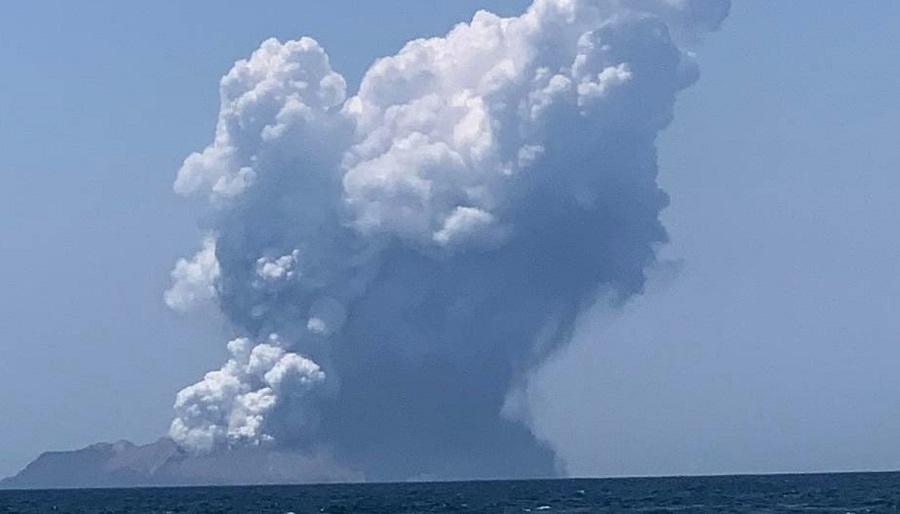 Φονική έκρηξη ηφαιστείου στη Νέα Ζηλανδία (pics) | to10.gr