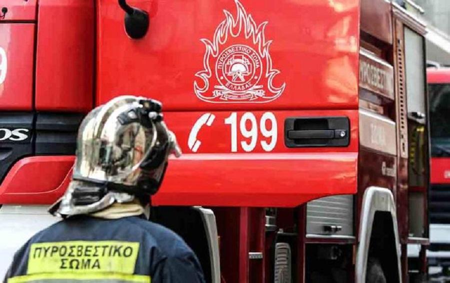 Φωτιά σε διαμέρισμα στο Μοσχάτο   to10.gr