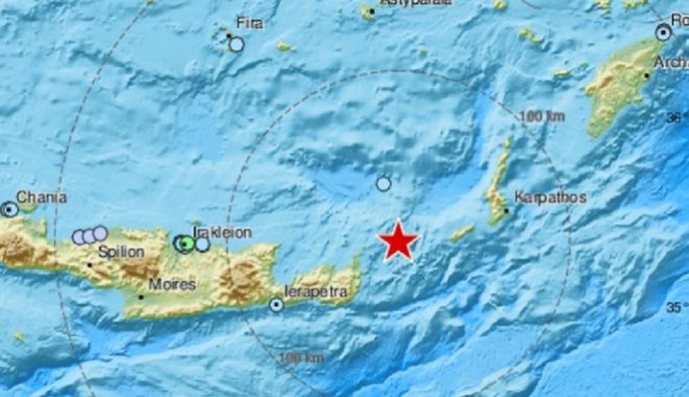 Γ. Παπαδόπουλος στο in.gr: «Δεν ξέρουμε αν ο σεισμός στην Κρήτη ήταν ο κύριος» | to10.gr
