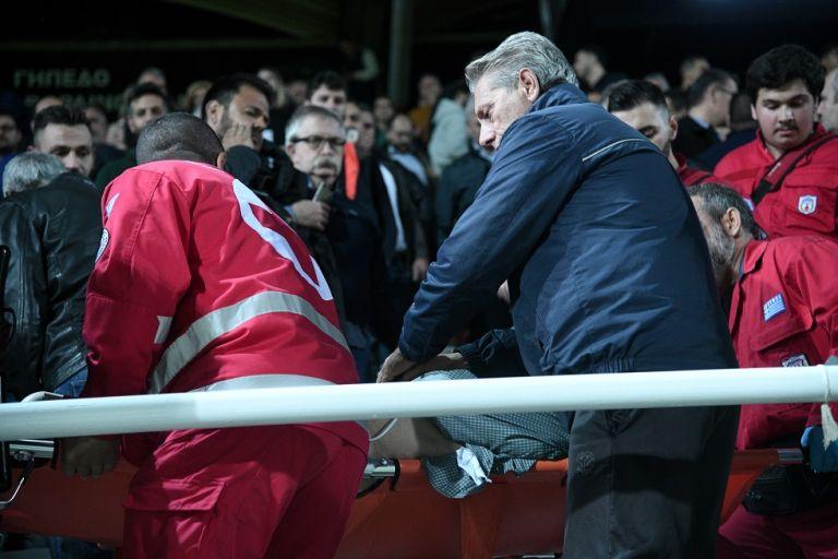 «Έφυγε» ο πρώην βουλευτής, που υπέστη ανακοπή στο γήπεδο του ΟΦΗ   to10.gr