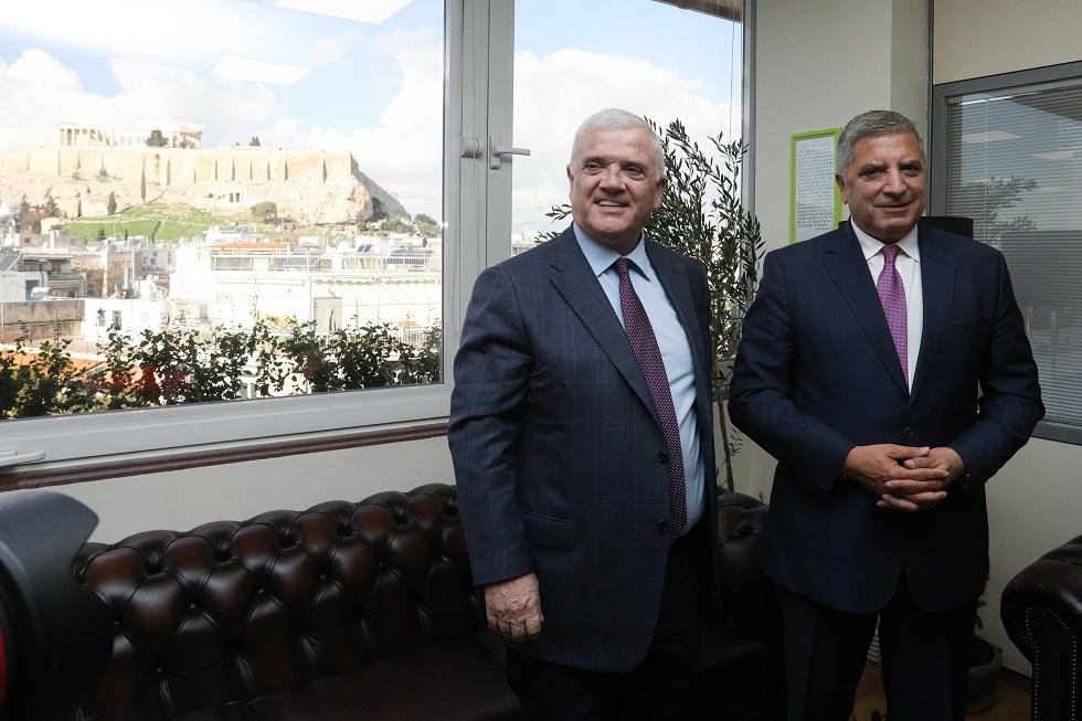 Mελισσανίδης: «Μας επείγει η υπογραφή Περιφέρειας-Ερασιτεχνικής» | to10.gr