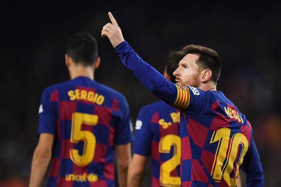 Μέσι: Ξεπέρασε τον Ρονάλντο και έγινε πρώτος σε χατ-τρικ στην La Liga (Pics) | to10.gr