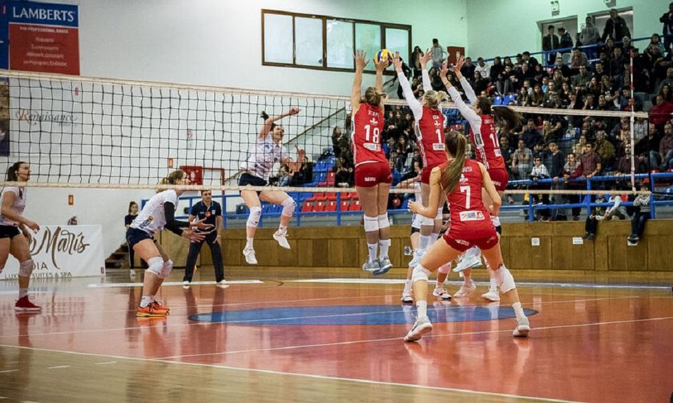 Α.Ο Θήρας-Ολυμπιακός 2-3 | to10.gr