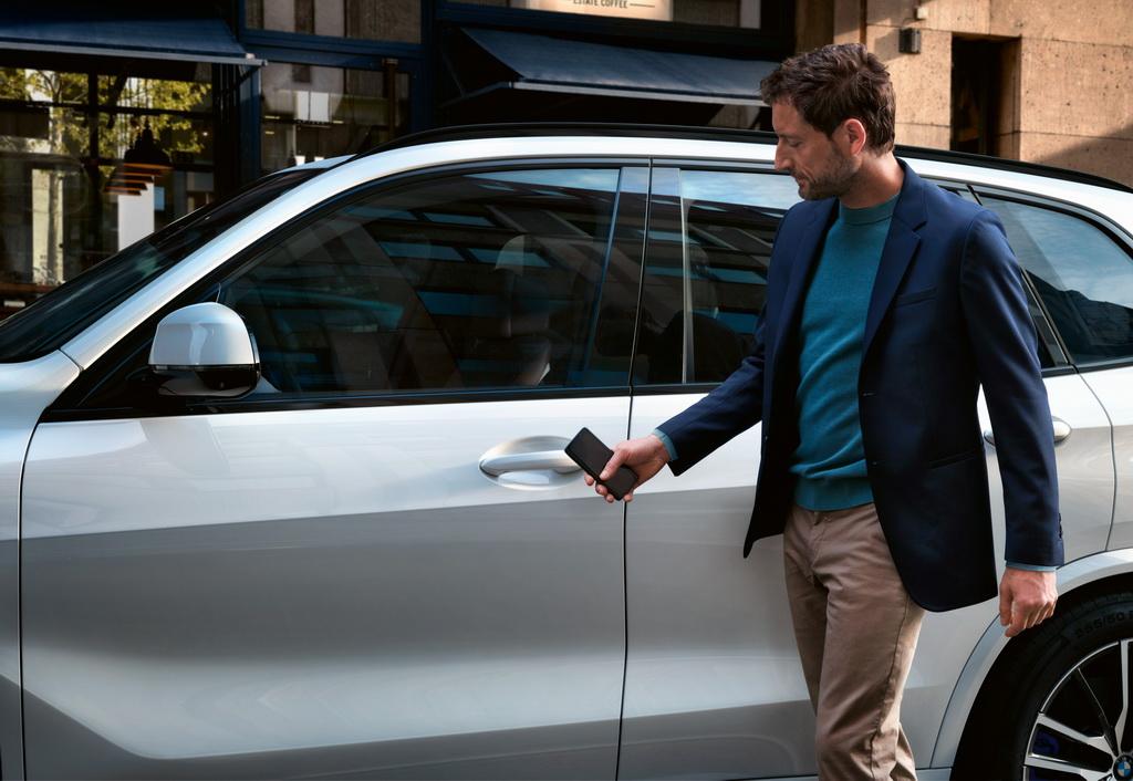 Επόμενη γενιά Digital Key από την BMW | to10.gr