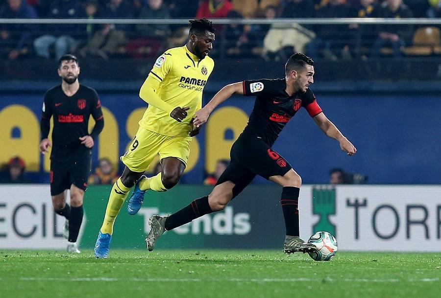 Βιγιαρεάλ – Ατλέτικο Μαδρίτης 0-0   to10.gr