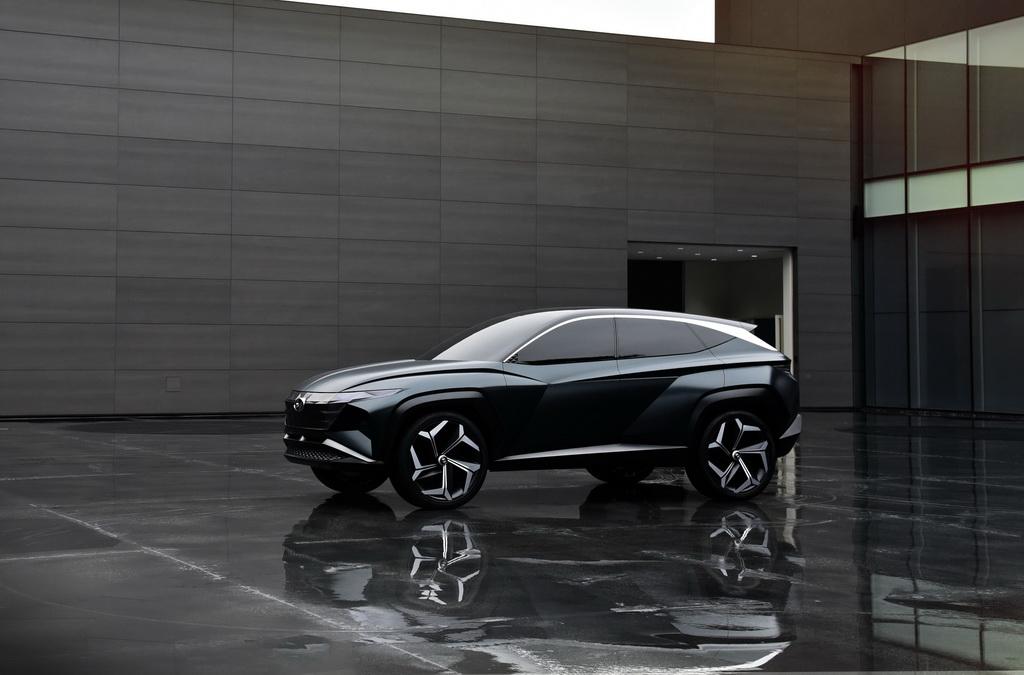 Αποκάλυψη για το Vision T Plug-in Hybrid SUV Concept της Hyundai | to10.gr
