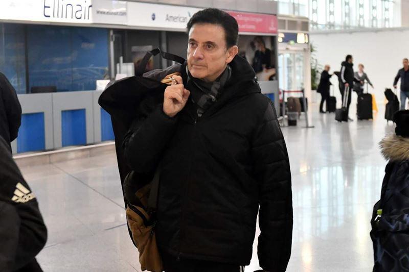 Έπιασε δουλειά ο Ρικ Πιτίνο | to10.gr