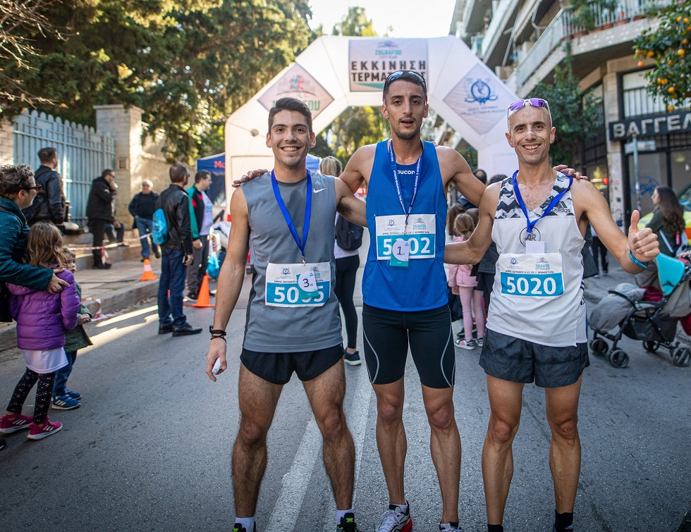 Eλαμψε το 1ο Zografou City Run με νικητές τους Πιτσώλη και Δημάκη   to10.gr