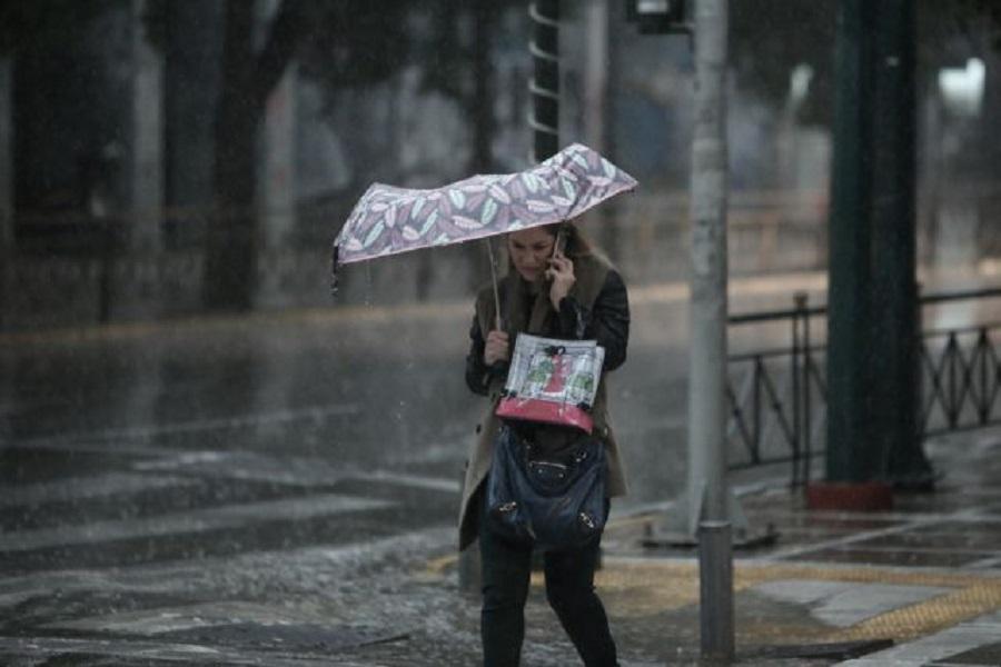Καταιγίδες και χιόνια φέρνει η «Διδώ» – Ποιες περιοχές θα επηρεαστούν   to10.gr
