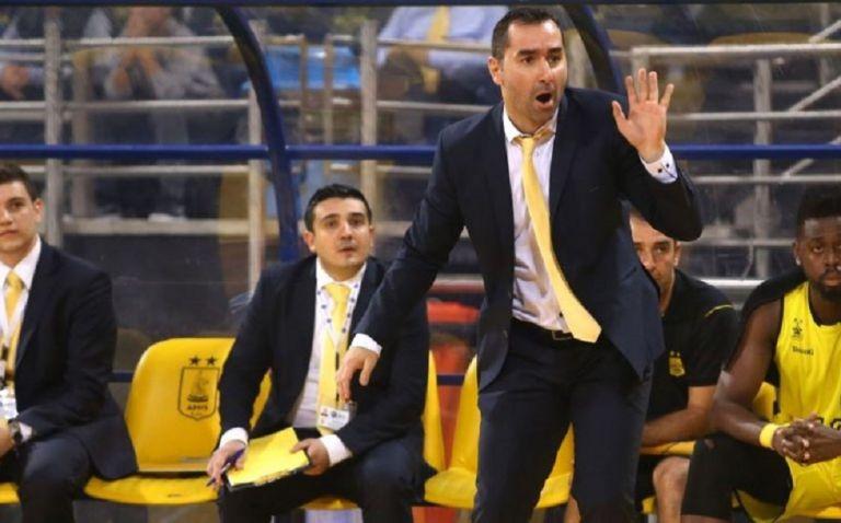 Καμπερίδης: «Η ηρεμία και η ομαδικότητα στην επίθεση κρίνουν συχνά τον νικητή» | to10.gr