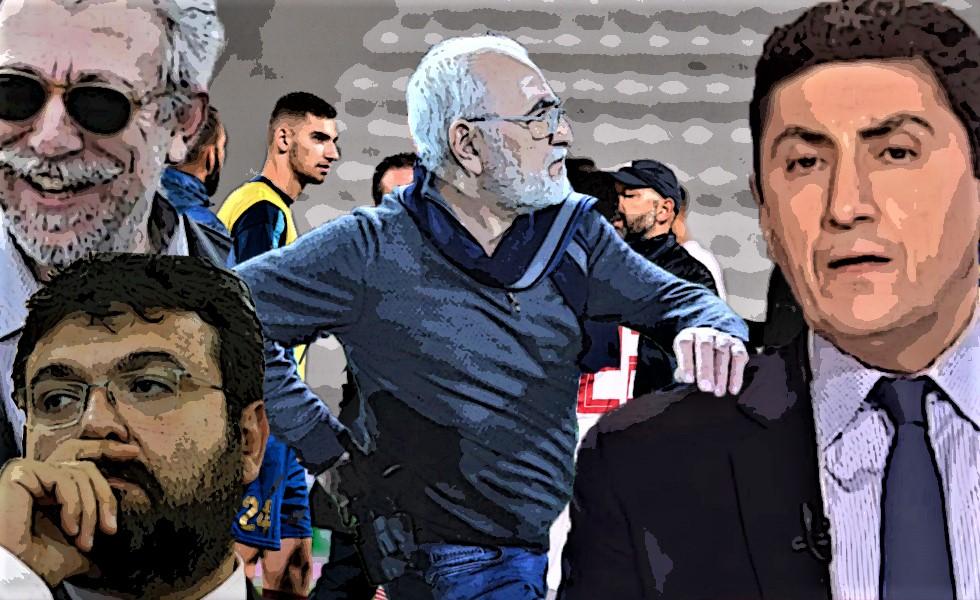 ΠΑΟΚ: Η αγαπημένη ομάδα των Κυβερνήσεων | to10.gr