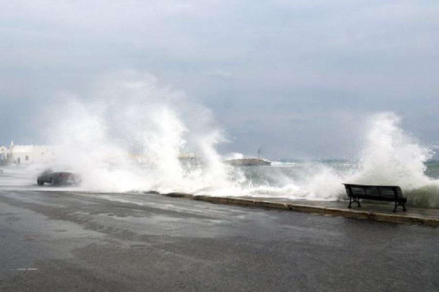 Καιρός: Ο «Ετεοκλής» φέρνει χαλάζι, καταιγίδες και μποφόρ | to10.gr