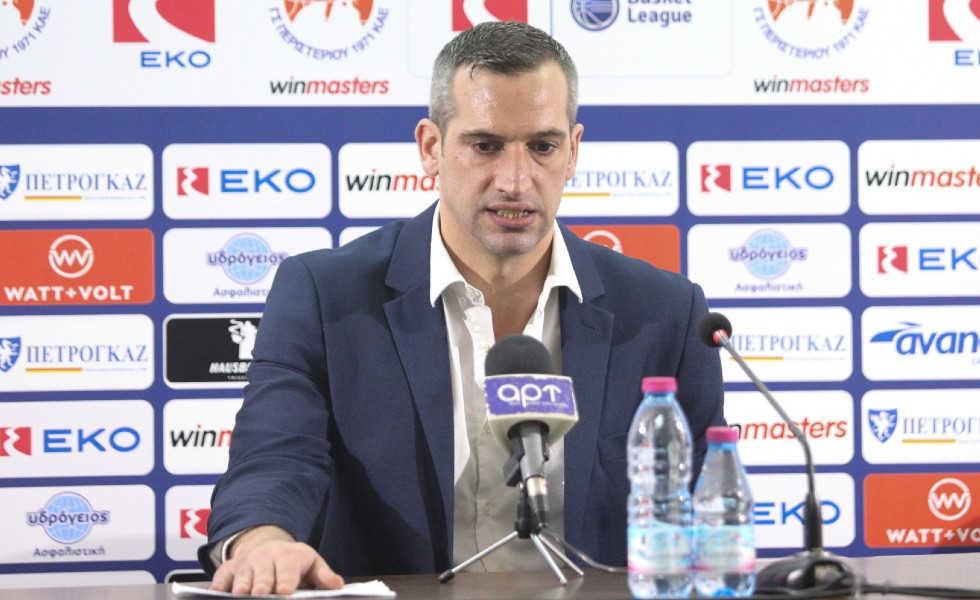 Παπανικολόπουλος: «Η διάθεσή μας έδωσε τη νίκη» | to10.gr