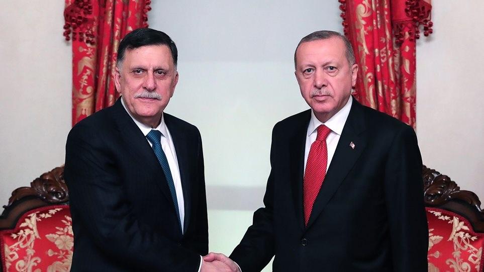 Προσχέδιο απόφασης ΕΕ : Το μνημόνιο Τουρκίας-Λιβύης παραβιάζει το διεθνές δίκαιο | to10.gr