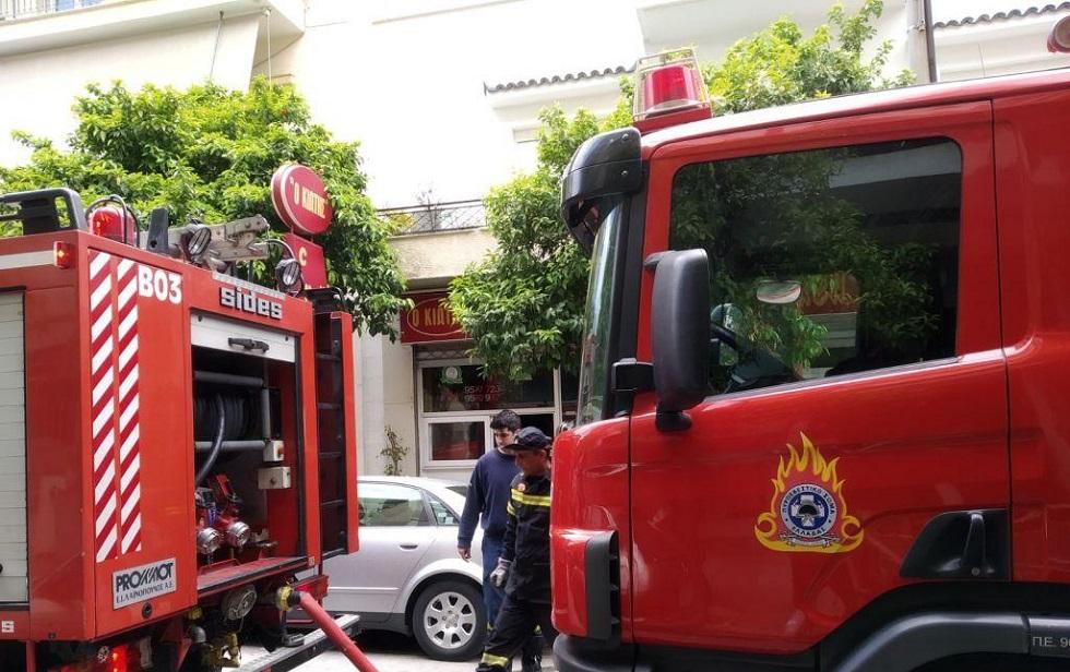 Λάρισα : Φωτιά καίει καστανοπερίβολα στην Αγιά   to10.gr