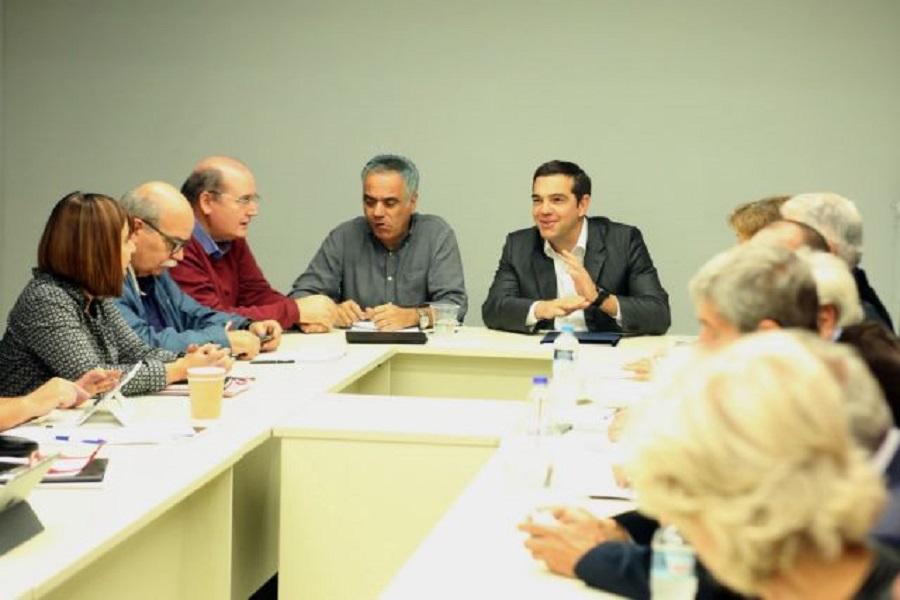 ΣΥΡΙΖΑ : Σε εσωκομματικό δημοψήφισμα παραπέμπουν για επίλυση τις διαφωνίες τους   to10.gr