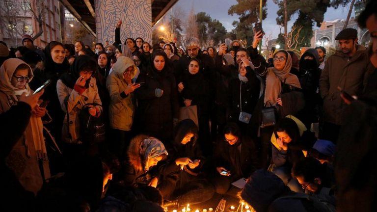 Νέα συγκέντρωση διαμαρτυρίας στο Ιράν για την κατάρριψη του Boeing | to10.gr