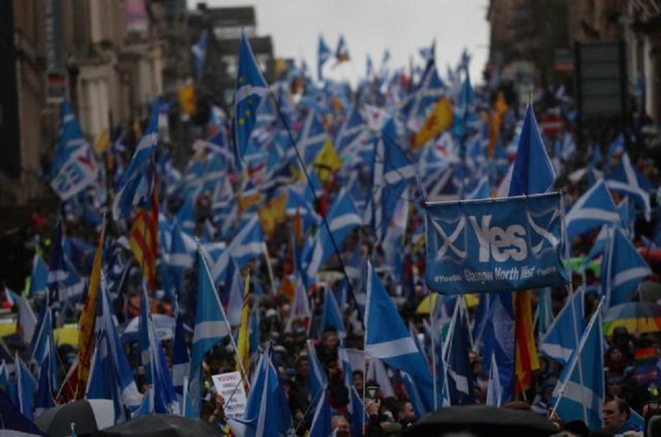 Οι αντιδράσεις στο «όχι» Τζόνσον για δεύτερο δημοψήφισμα στη Σκωτία | to10.gr
