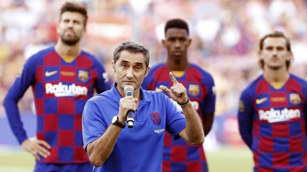 Μπαρτσελόνα: Έκλαψε στον αποχαιρετισμό των παικτών ο Βαλβέρδε | to10.gr