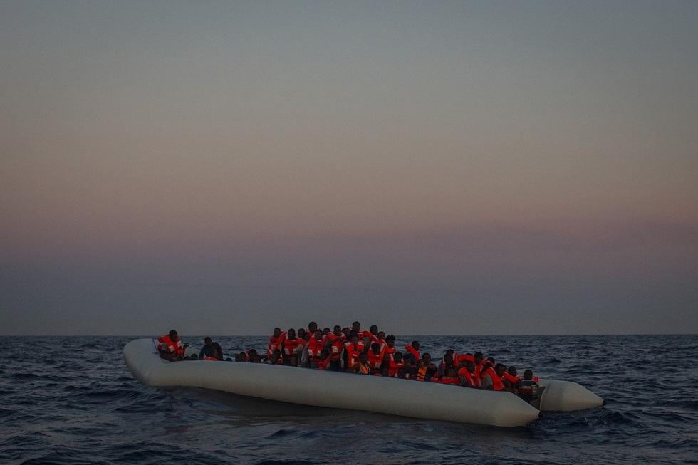 Αγνοούνται οκτώ μετανάστες αφού προσπάθησαν να διασχίσουν τη Βόρεια Θάλασσα | to10.gr