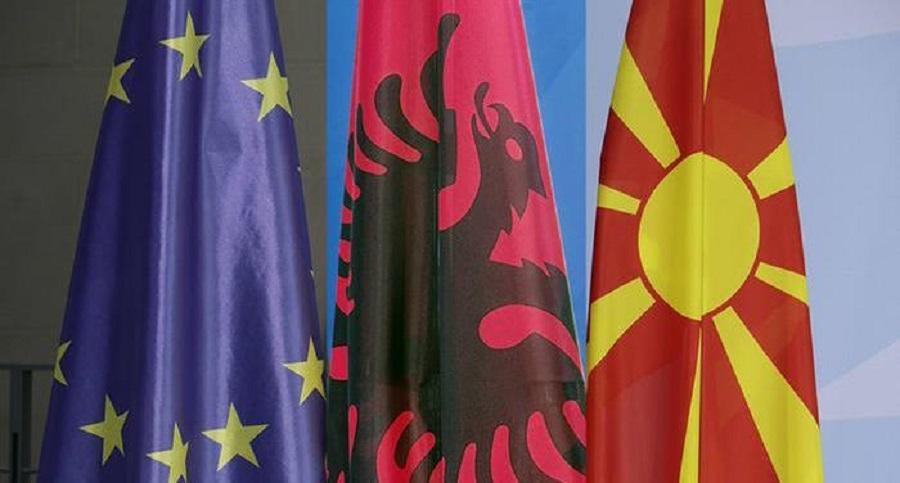 Η Κομισιόν θέλει να αρχίσουν ενταξιακές διαπραγματεύσεις με Β. Μακεδονία και Αλβανία   to10.gr