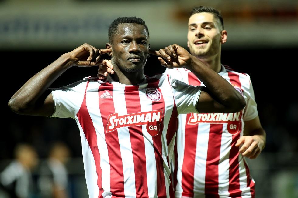 Καμαρά: «Περήφανος για την ομάδα μου, συνεχίζουμε…» (pic)   to10.gr