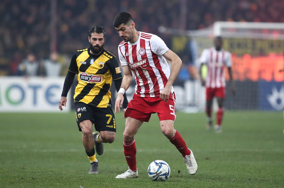 Μπουχαλάκης: «Το μόνο που μας έλειψε ήταν το γκολ» | to10.gr