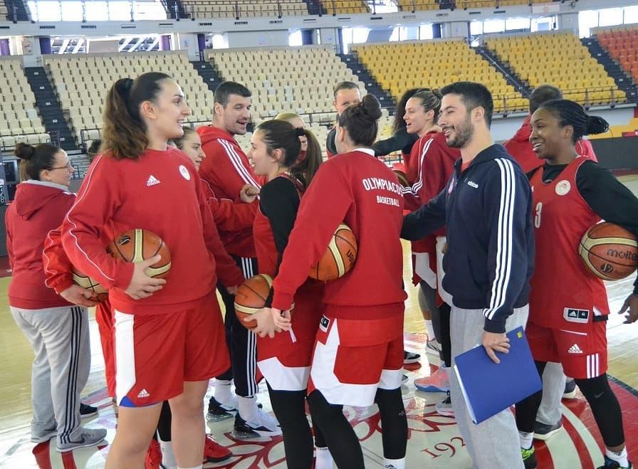 Ετοιμος ο Ολυμπιακός για τον πρώτο «τελικό» με την Ορμάν Τζενκλίκ (pics)   to10.gr
