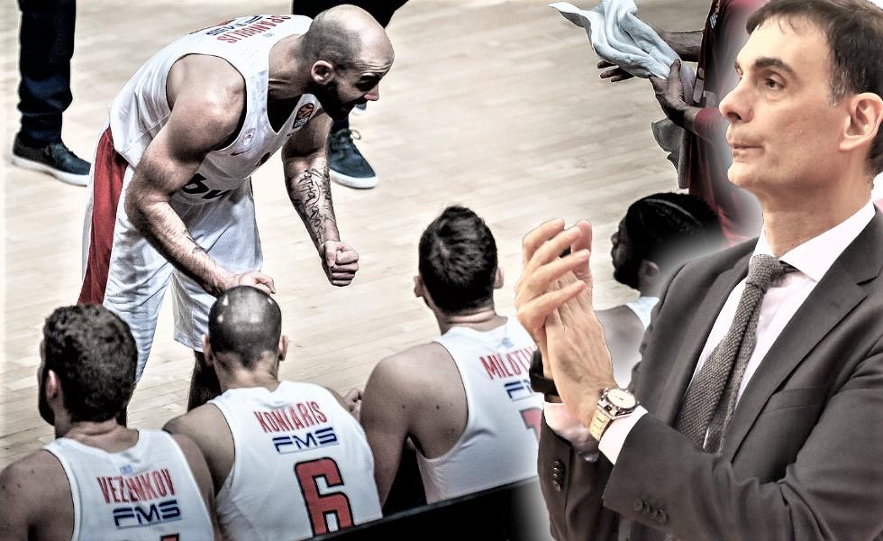 Ολυμπιακός : Να κάνει μια νέα αρχή με Μπαρτζώκα | to10.gr