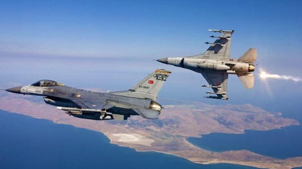 Υπερπτήσεις τουρκικών F-16 πάνω από τους Φούρνους   to10.gr