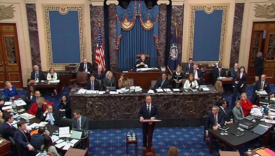 Δίκη Τραμπ : Ξεκίνησε η παράθεση του κατηγορητηρίου από τους Δημοκρατικούς   to10.gr