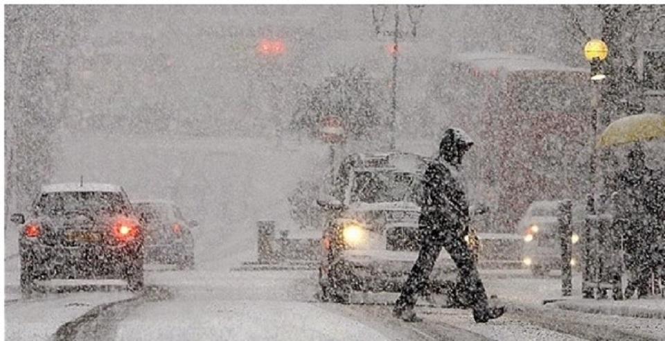 Καιρός στην Ελλάδα: Έρχεται κακοκαιρία. Καρέ – καρέ που θα χτυπήσει με χιόνια | to10.gr