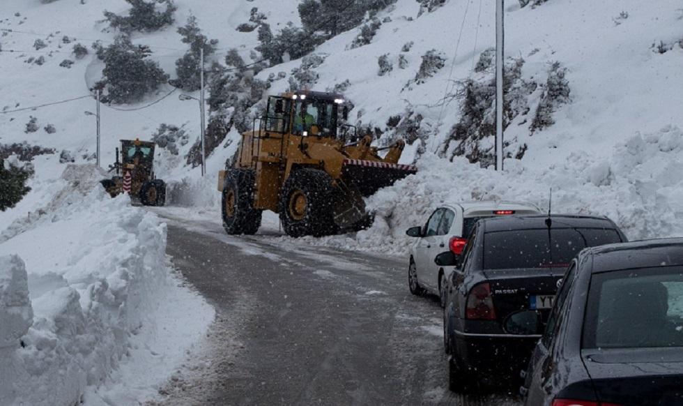 Κακοκαιρία Ηφαιστίων: Έκτακτες κυκλοφοριακές ρυθμίσεις σε όλη την χώρα   to10.gr